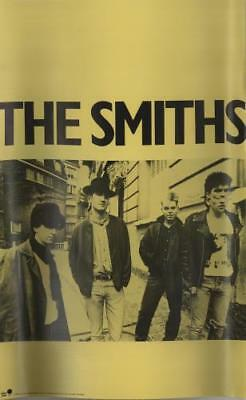 Smiths American Tour Poster - Blank poster USA promo POSTER SIRE/ROUGH TRADE