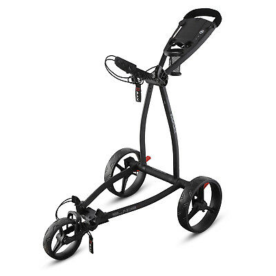 BIG MAX Blade IP 3 Rad Golftrolley - 2018 Phantom/Black