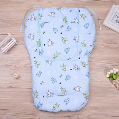 Pad Cushion Seat Baby Stroller Safety Pushchair Thick Cover High Chair Padding