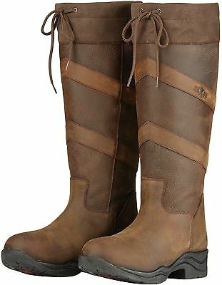 37ef4505da1 DUBLIN EDEN WATERPROOF Leather Country Boots with RCS Footbed and ...