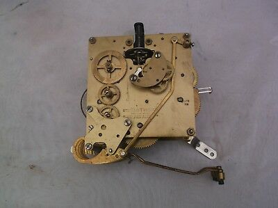 4 Hammer Floating Ballance 4X4 Mechanism  From An Old Smiths Mantle Clock/spares