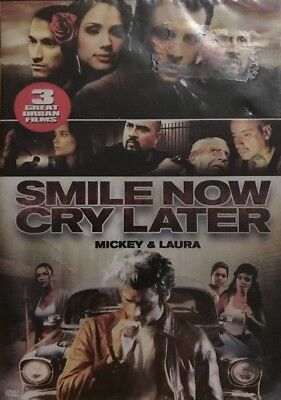 Smile Now, Cry Later DVD NEW