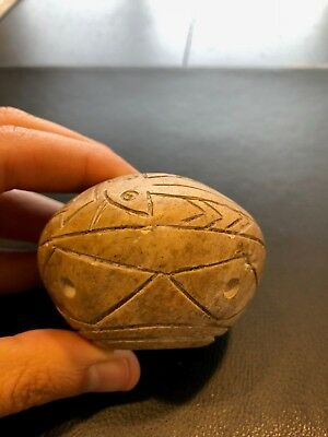 PRE COLUMBIAN- MACE HEAD, Chavin/ Moche culture weapon.Peru, Chavin/ Moche cult