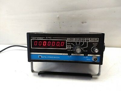 Data Precision Model 5740 Multifunction Frequency Counter