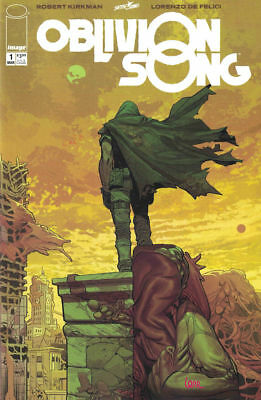 Oblivion Song #1 Pink Signature Variant Cover