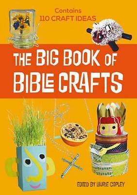 Big Book of Bible Crafts by  | Paperback Book | 9780857464958 | NEW