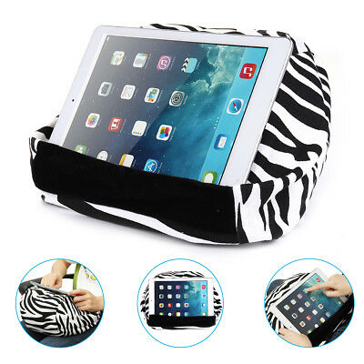 Book Reader Holder Pillow Stand Wedge Rest Mat Reading Cushion For iPad Tablet