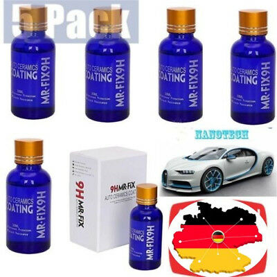 1-Pack 9H Mr Fix - Super Ceramic Car Liquid Coating Atuo Mobile Caring