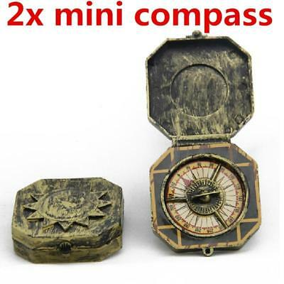 Pirate Compass Toy Nautical Compass Party Props Pirate Captain Costume Kid Gift