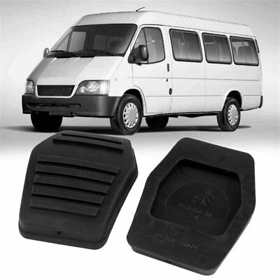 Brake Clutch Pedal Pad Rubber Pad Cover for Ford Transit MK6 MK7 2000-2014 AU