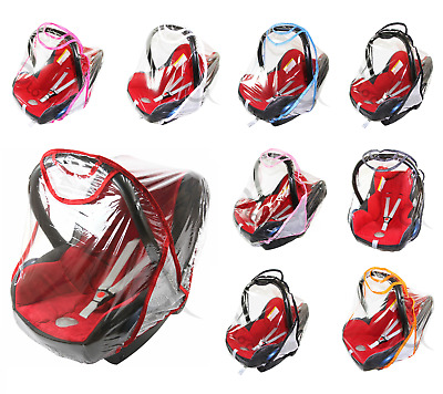 Car Seat Rain Cover baby Carseat Raincover  -  Universal & QUALITY  0 - 11kg