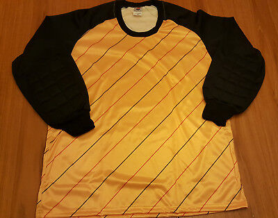 866a2bc6f Action Soccer Goalie Jersey Retro Vintage 90s Made in USA Adult LARGE