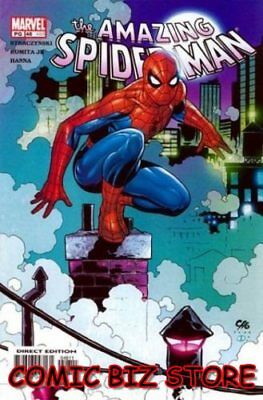 Amazing Spider-Man #48 (2003) 1St Printing Bagged & Boarded Marvel