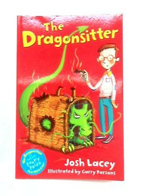 The Dragonsitter Josh Lacey 2012 Book 72204