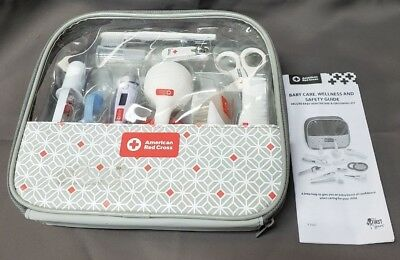 First Years American Red Cross Deluxe Baby Healthcare and Grooming Kit (VD23)