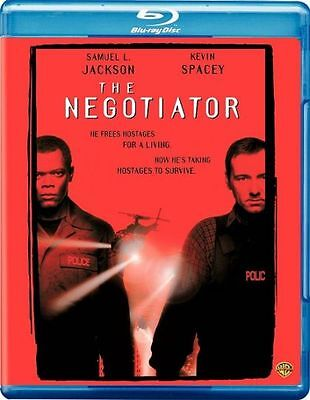 The Negotiator (Blu-ray Disc, 2009) LN Rare OOP Out of Print & Hard to Find HTF
