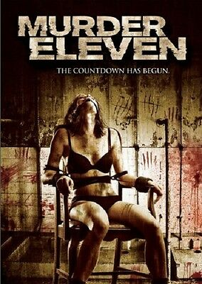 Murder Eleven (DVD, 2014) LN Rare OOP Out of Print Hard to Find HTF