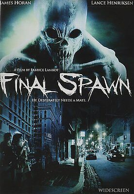 Final Spawn AKA Dying God (DVD, 2011) LN Rare OOP Out of Print Hard to Find HTF
