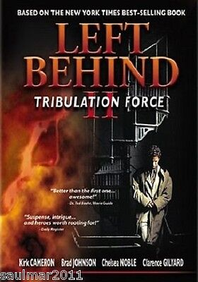 Left Behind II: Tribulation Force (DVD, 2004) LN Rare OOP Out of Print HTF