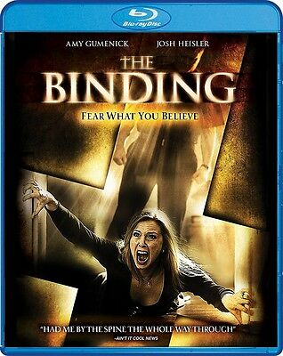 The Binding (Blu-ray Disc, 2016) LN with Fast Shipping Region A Canada & USA
