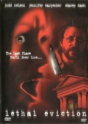 Lethal Eviction (DVD, 2005) LN Rare OOP Out of Print & Hard to Find HTF
