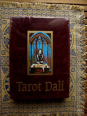 Salvador Dali Tarot Cards Jubilee Set Numbered Limited Edition 1000 New Sealed