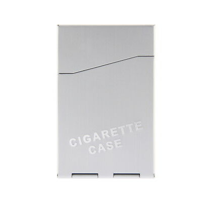 Aluminum Cigar Tobacco Pocket Box Storage Container Useful Holder Cigarette Case