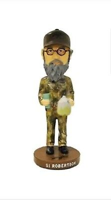 Duck Commander Bobble Head (Si Robertson) Duck Dynasty - New In Box
