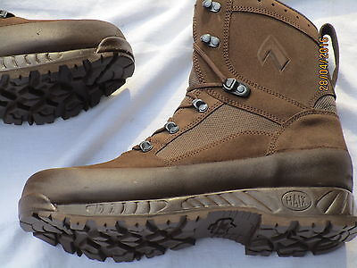 Haix, Boots Desert Combat High Liability Male, Brown, MTP, Size 8M (EU42 / US 9