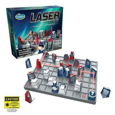 Laser Chess Game - ThinkFun Free Shipping!