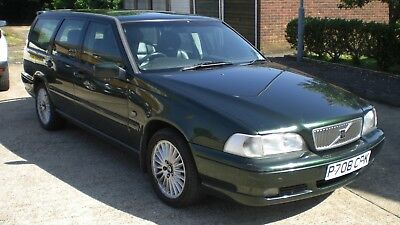 Volvo V70 SE 10V Manual Estate Leather 1997 146k