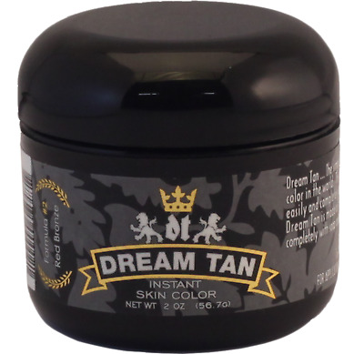 Dream Tan Instant Skin Color 3 Formulas #1, #2 & The Newest #3
