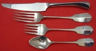 Smithsonian By Kirk-Stieff Sterling Silver Dinner Size Place Setting(s) 4pc