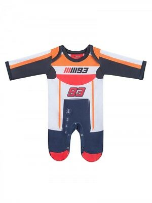New Official Marc Marquez 93 Baby Romper 16 83007