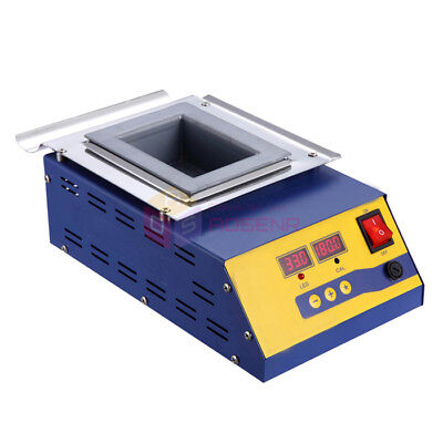 Digital Preheating Station Square Tin Pot Preheat Soldering Solder Pot CM-150s
