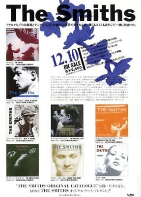 The Smiths Original Catalogue - Pair of Poster H... Smiths JPN handbill promo