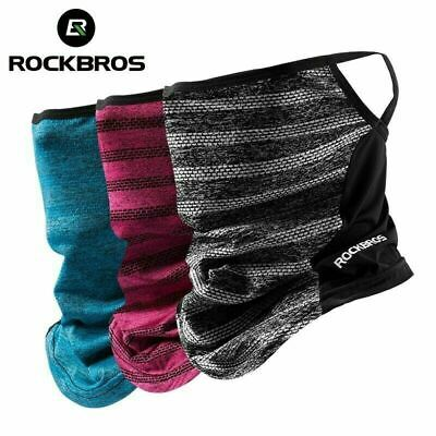 RockBros Ice Silk Magic Scarf Outdoor Sport Cycling Antisweat Headband Face Mask