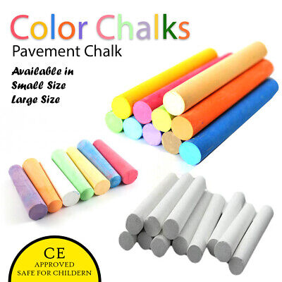 CE Approved Safe Chalk For Kids Small Giant Chalk Pavement Chalk School Home UK