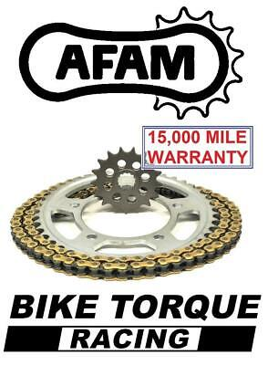 Moto Morini 1200 Scrambler 08> AFAM Recommended Chain And Sprocket Kit