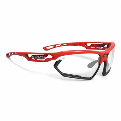 Rudy Project Fotonyk ImpactX Fire Red Gloss Bumpers Black SP4573450000 1IT
