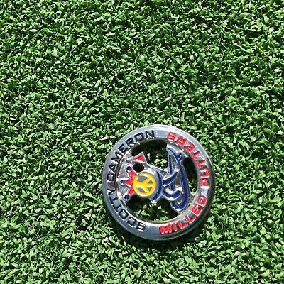 """Scotty Cameron Pins & Playtime """"Peace surf golf"""""""