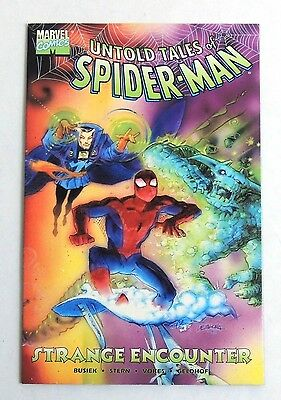 ESL121. Untold Tales of Spider-Man Strange Encounters -Marvel Comics (1998)