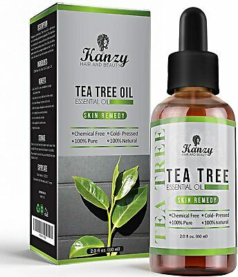 Olio di Albero del Tè - Tea Tree Essential Oil - 100% Puro - 100ml