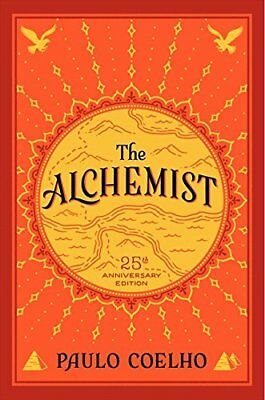 The Alchemist, 25th Anniversary Edition: A Fable about Following Your Dream-Paul