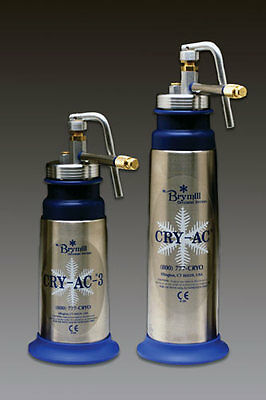 New Brymill CRY-AC cryosurgery  16oz  with tips