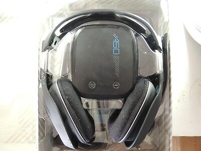 Astro A50 Wireless Headset + Base Station  PS4 Black&Blue