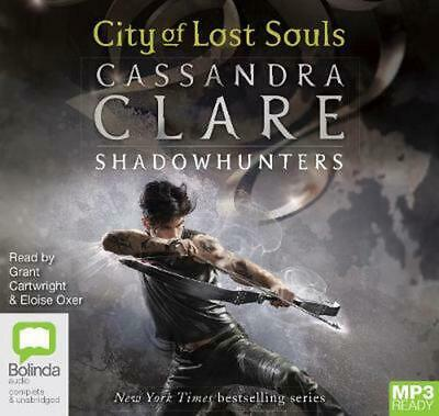 City of Lost Souls by Cassandra Clare Free Shipping!