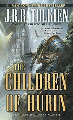 The Tale of the Children of Hurin-J.R.R. Tolkien