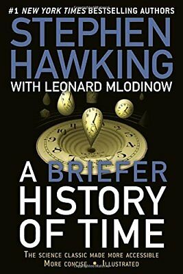 A Briefer History of Time-Stephen Hawking, Leonard Mlodinow