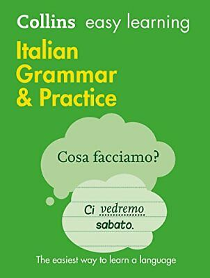 Easy Learning Italian Grammar and Practice (Collins Easy Learning Italian)-Colli